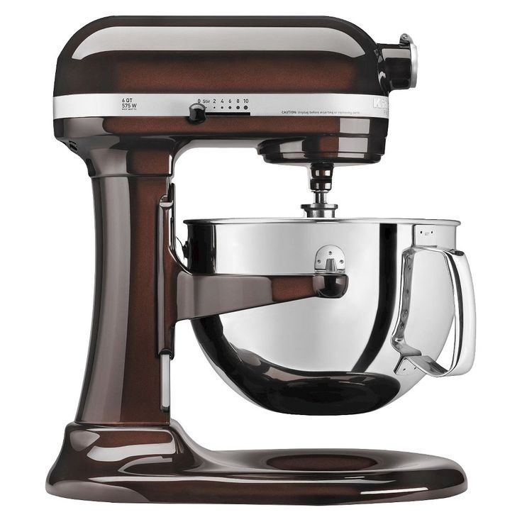 KitchenAid Professional 600 Series 6-Quart Bowl-Lift Stand Mixer - KP26M1X, Brown