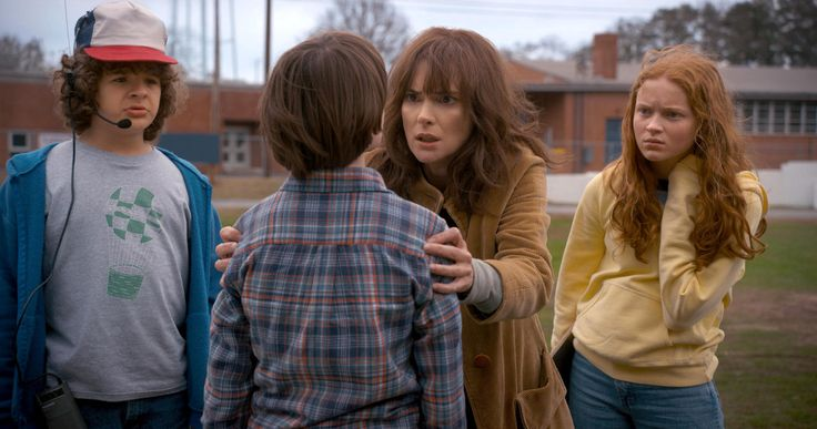 New Stranger Things Season 2 Photo Introduces Sadie Sink as Max -- Get your first look at the new tomboy character Max, who will befriend the boys in Hawkins, Indiana in Stranger Things Season 2. -- http://tvweb.com/stranger-things-season-2-photo-sadie-sink-max/