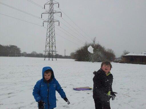 Snowballed