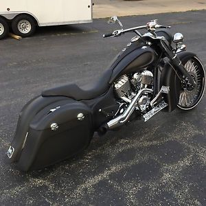 2015-NEW-26-WHEEL-INDIAN-CHEIFTAN-CLASSIC-CUSTOM-BAGGER-STRETCHED-BAGS-TANK