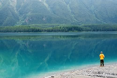 PCS: Muncho Lake, British Columbia
