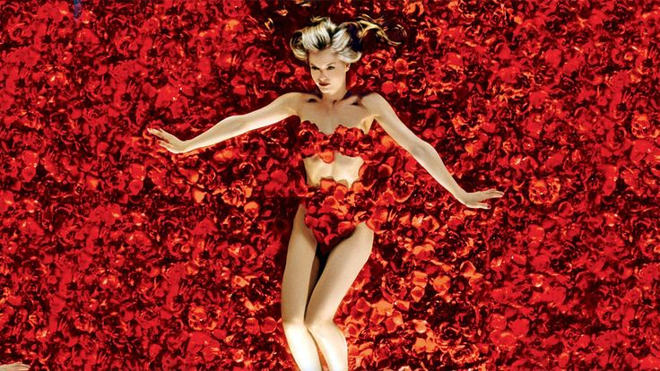 American Beauty, 1999. Directed by Sam Mendes. Cinematography by Conrad L. Hall. Art Direction by David Lazan.