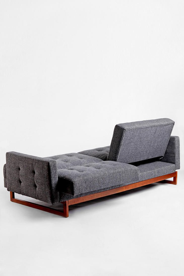 Either/Or Convertible Sofa.. It's a bed!... No, it's a sofa!... No, it's both!!! :-O