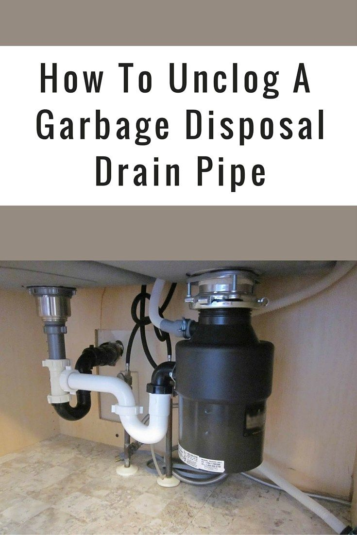 Best 25 Clogged Drain Pipe Ideas On Pinterest How To