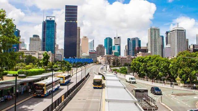 Brisbane Hyperlapse 2013 (Timelapse HD)