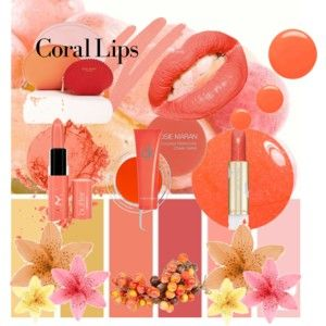 Coral lips