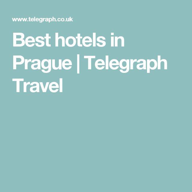 Best hotels in Prague | Telegraph Travel