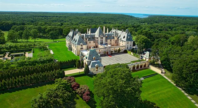 Gold Coast Mansion Tours at Oheka Castle