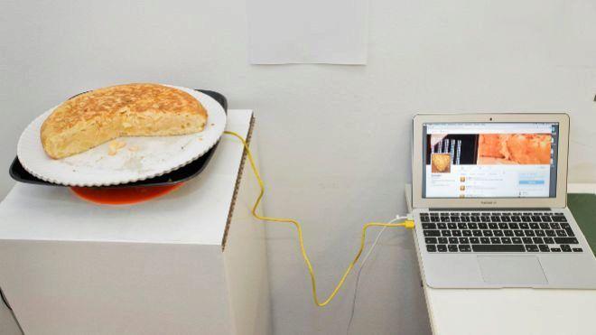 ¿Un plato que me avisa de cuándo sacan tortilla en el bar de la esquina? | Tecnología Home | EL MUNDO