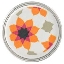 souk tile - Dit geschilderde patroon is afkomstig van de mozaïek gelegde tegels op een Arabische markt, beter bekend als 'souk'. Deze kunstvorm wordt gezien als uiting van de rijke fantasie van de maker.