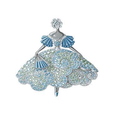 有名な童話「ポー・ダンヌ(Peau d'Âne)」に着想を得た、ヴァン クリーフ&アーペルによる魅力溢れるハイジュエリーコレクション