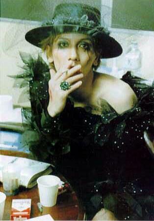 Kazuya Yoshii as THE YELLOW MONKEY
