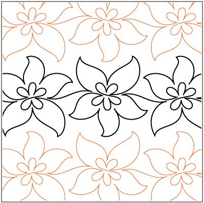 47 best My Pantographs images on Pinterest | Drawings, Plants and ... : free quilting pantographs - Adamdwight.com