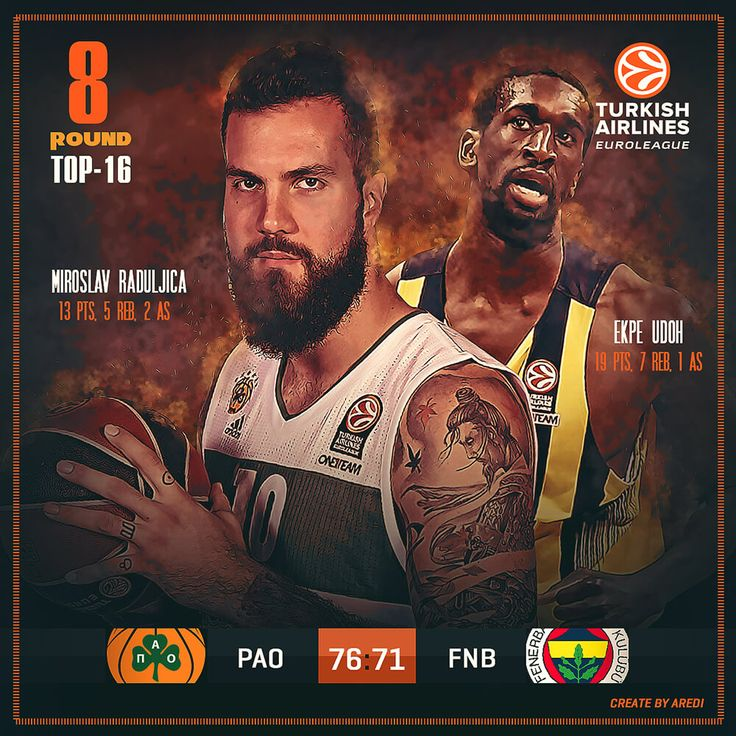 BC, Panathinaikos Athens, Fenerbahce Istanbul, Top 16, Euroleague, basketball, Europe, Social media design, sport, branding, basketball, art, social media graphic, basketball club, style, Game day, #sportaredi