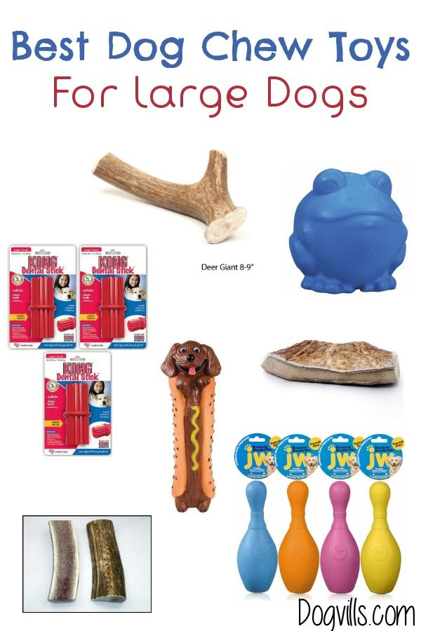 Best Dog Chew Toys For Large Dogs Toys Dog Chews And