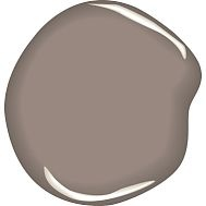 Pin by the tall chick on beth pinterest for Benjamin moore smoked oyster paint color