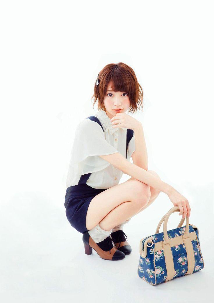 akb48wallpapers: Nanami Hashimoto & Mai Shiraishi