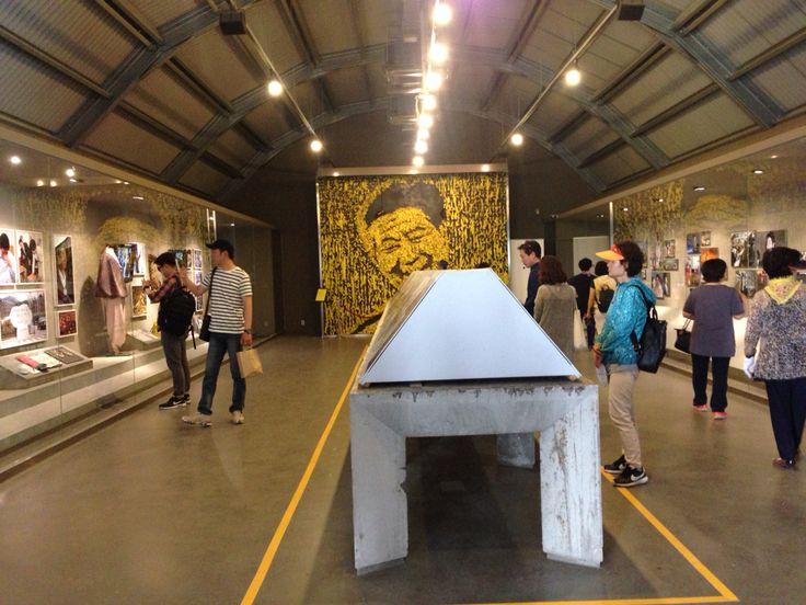 노무현 대통령 추모의 집 #봉하마을 #그립다