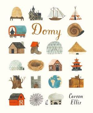 Domy - Carson Ellis