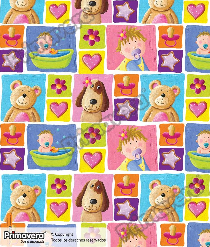 Papel regalo Bebé 1-483-922 http://envoltura.papelesprimavera.com/product/papel-regalo-bebe-1-483-922/