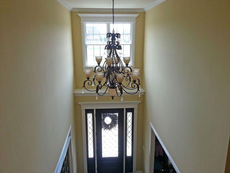 Foyer Paint Colors 19 best foyer paint color comparisions images on pinterest | foyer