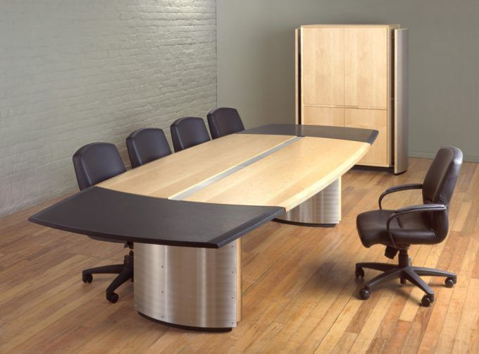 13 best custom tables images on pinterest custom tables contemporary granite conference tables office furniture with textured metal or wood bases stone or glass tops and integrated wiring greentooth Images