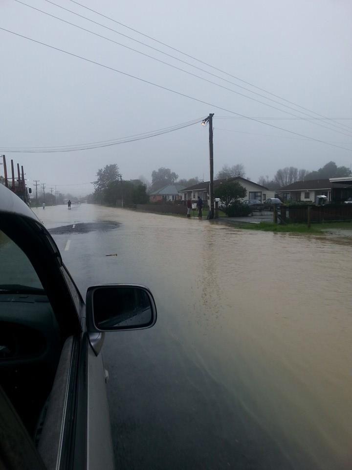 Moerewa Flood July 2014