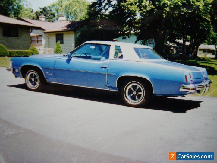 1973 Pontiac Grand Prix #pontiac #grandprix #forsale #canada