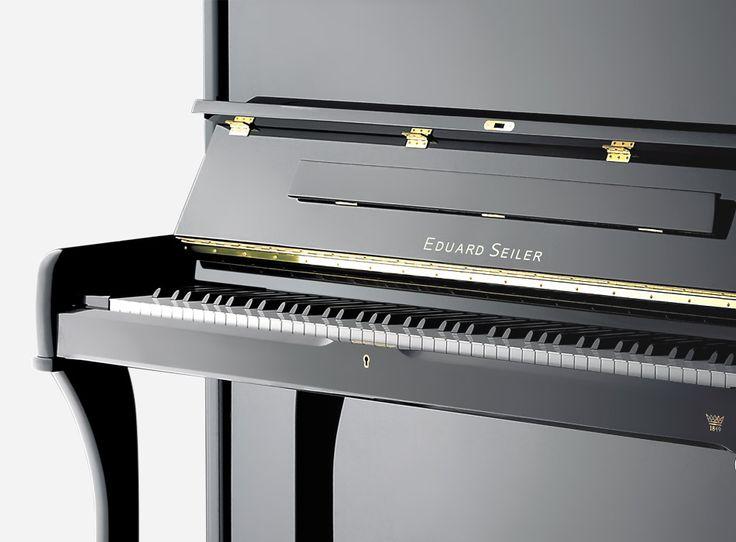 126 Elegance - Details - SEILER Pianofortefabrik - Flügel - Pianos