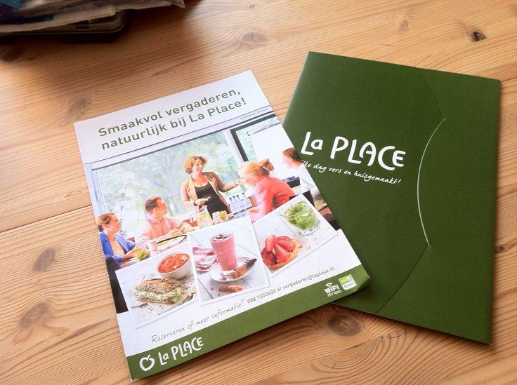 La Place: mogelijkheid tot opzetten van kraampjes met gezonde hapjes/broodjes/drankjes  Www.laplace.nl/vergaderen
