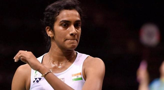 New Delhi: Olympic silver medallist P V Sindhu set up a mouth-watering summit clash with Olympic champion Carolina Marin after a hard-fought win over World No 4 Korean Sung Ji Hyun in the semi-finals of the India Super Series, here on Saturday. Cheered on by a sizable crowd at the Siri Fort...