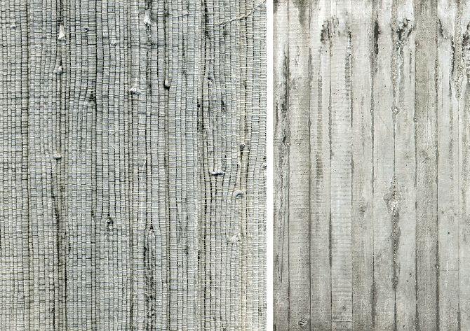 TEXTILBETON/ concrete textile Handwoven textile collection graduation project  Monikovacs