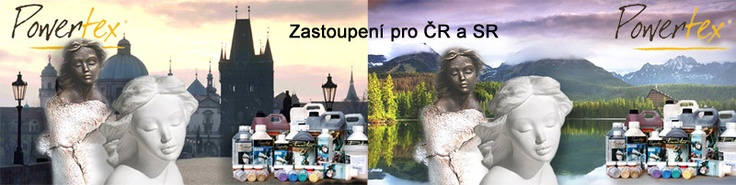 Výhradní zastoupení Powertex CR a SR. Více info o kurzech a prodeji materiálů na http://www.lukacova.eu/
