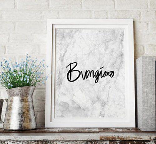 Christmas Gifts - Biongiorno Print
