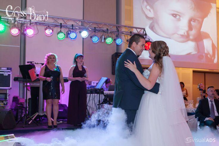 Formatie Nunta Bucuresti Cryss Band, garantia unui eveniment special. Nunti, botezuri , petreceri, Cryss Band va sta la dispozitie in exclusivitate.