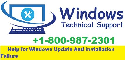 Windows update is the requirement of every Microsoft Windows customer. With Windows update changes made by Microsoft for better usage of Windows Operating System is easily experienced. Check for the best help and end up hindrance in a real-time way whereby professional's assistance is always beneficial. https://www.windows-support.com/windows-update-causes-installation-failure/