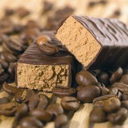 BARRE HYPERPROTEINEE CAFE. Retrouvez tout le goût intense du café torréfié dans cette barre hyperprotéinée. Cliquez http://www.mincidelice.com/fr/p-barre-hyperproteinee-cafe--p350.html