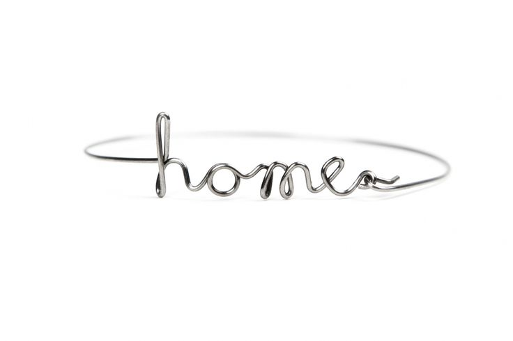 home | US | stainless steel bracelet | us-words.com