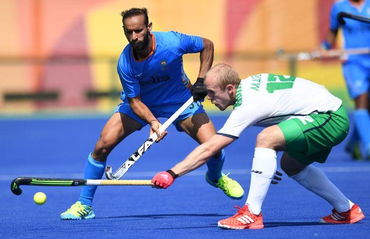 DAY 1:  Field Hockey - India vs Ireland