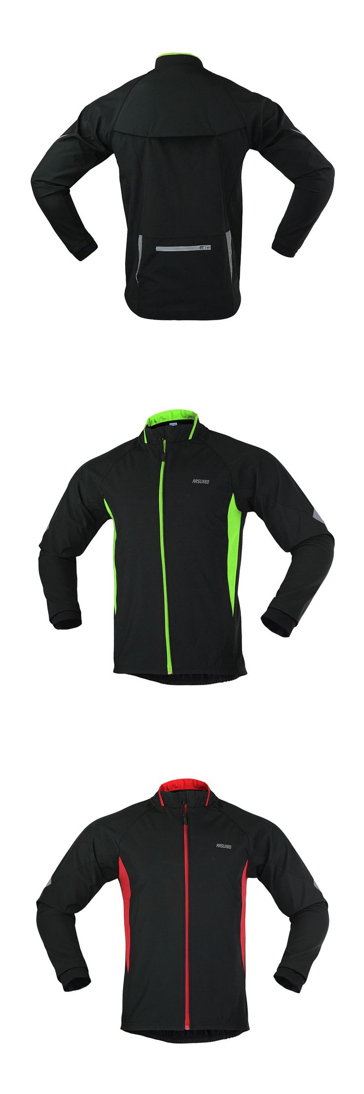 Ropa Ciclismo Winter Cycling Clothing And Wind Waterproof Wear-resistant Thermal Jackets To Ride President Sleeve Jacket Jersey