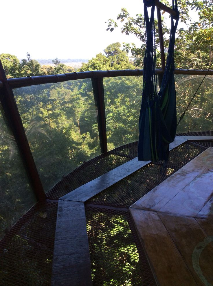 Nature Observatorio tree House
