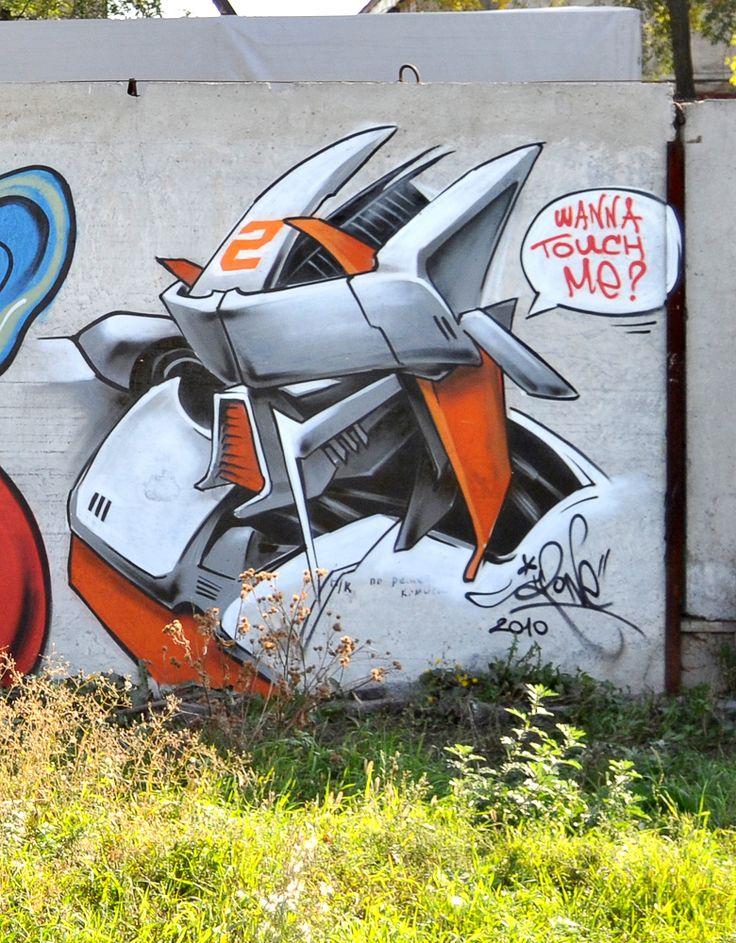 Arturo Graffiti