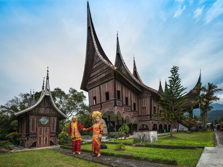 Minangkabau Wedding by Marcellian Tan, via 500px