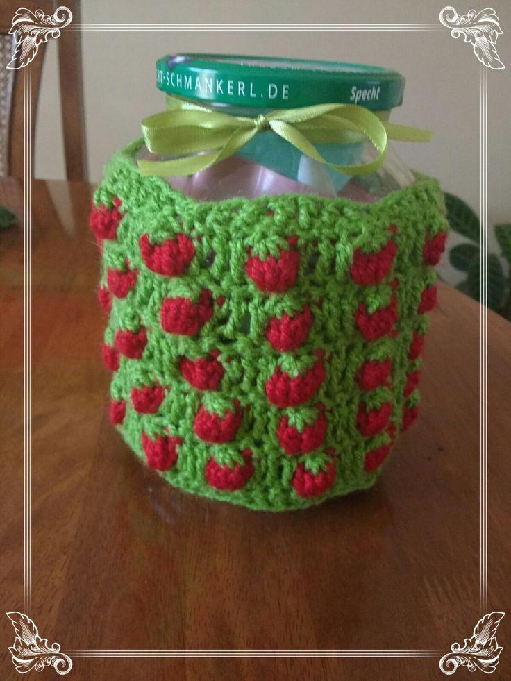Cubre frasco, con punto fresa en relieve