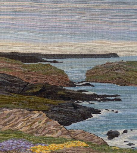 Kate Luder, Gateholm Island and St Anne's Head, Marloes, Pembrokeshire