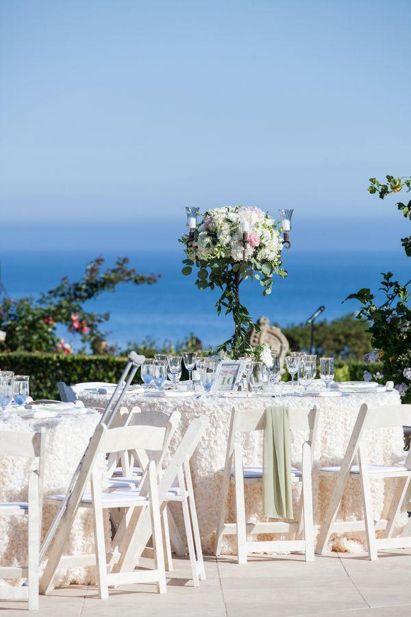 Stunning Private Estate Wedding In Santa Barbara