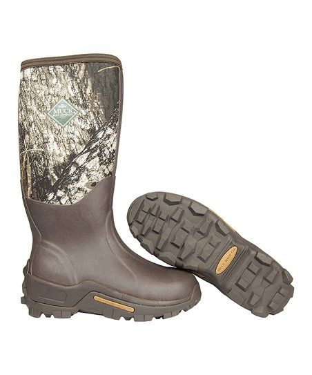 The Original Muck Boot Company Mossy Oak Woody Max Boot - Unisex   zulily