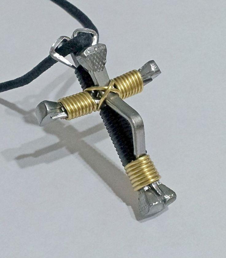 horseshoe nail jewelry - Google Search