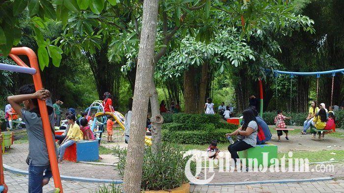 Begini Grand Design Pembangunan Taman di Kawasan Eks TPA Keputih Surabaya