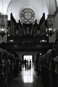 The Wedding Processional (part 4)
